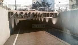 Pasaj Magheru Oradea